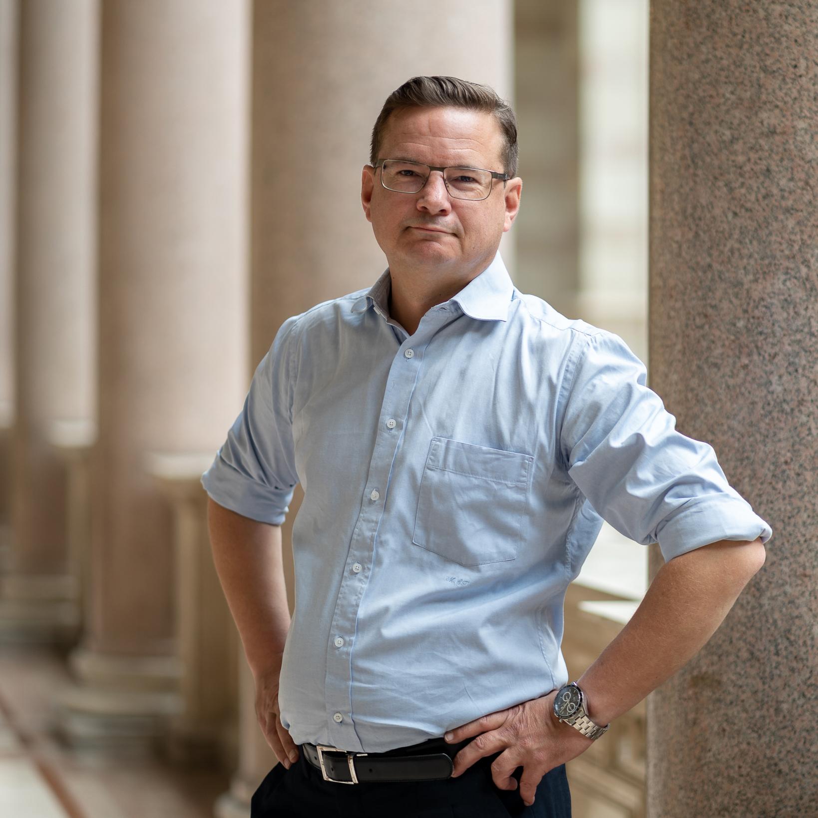 Martin W. Steininger